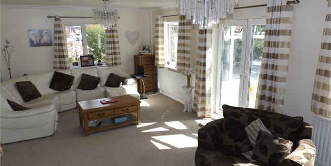 Asking Price £255,000, 4 Bedroom Detached House For Sale in Branston, LN4