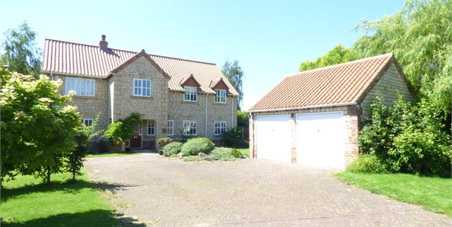 Asking Price £450,000, 4 Bedroom Detached House For Sale in Scampton, LN1