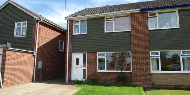 Offers in excess of £135,000, 3 Bedroom Semi Detached House For Sale in Lincoln, LN5