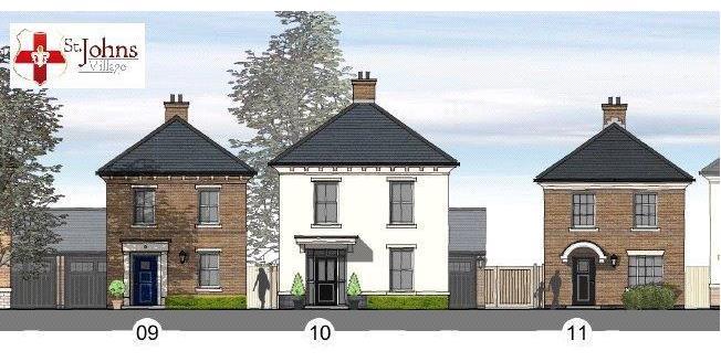 £290,000, 4 Bedroom Detached House For Sale in Bracebridge Heath, LN4
