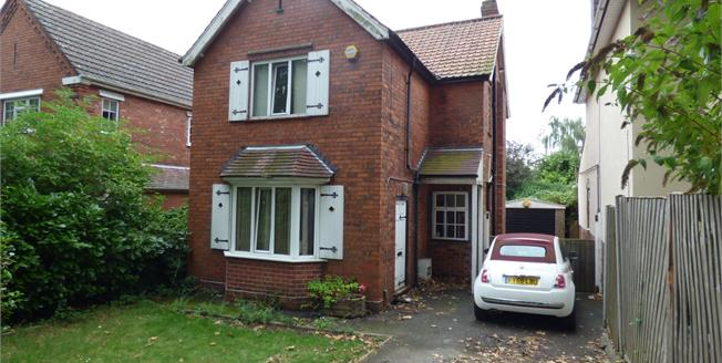 Asking Price £209,950, 3 Bedroom Detached House For Sale in Lincoln, LN2