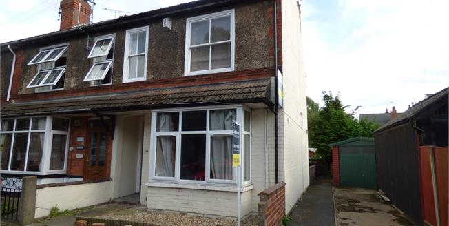 Asking Price £194,950, 6 Bedroom End of Terrace House For Sale in Lincoln, LN1