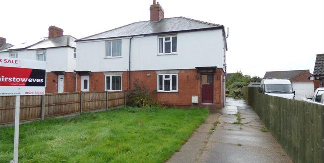Asking Price £145,000, 3 Bedroom Semi Detached House For Sale in Skellingthorpe, LN6