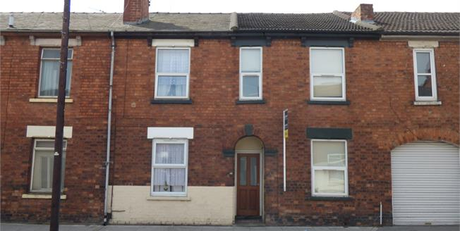 Asking Price £110,000, 3 Bedroom Terraced House For Sale in Lincoln, LN5