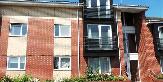 Offers Over £90,000, 2 Bedroom Flat For Sale in Lincoln, LN2