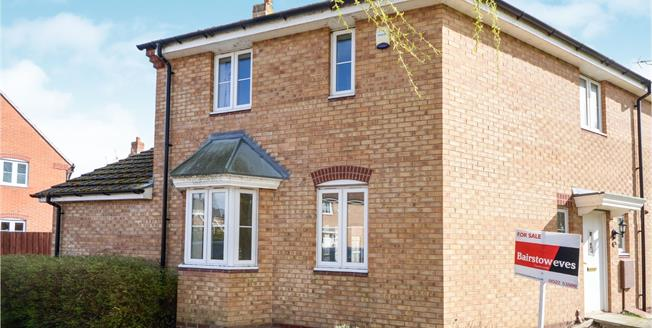 Offers Over £160,000, 3 Bedroom Semi Detached House For Sale in Witham St. Hughs, LN6