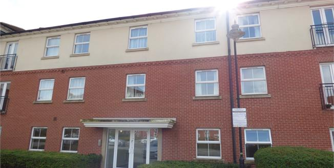 Asking Price £120,000, 2 Bedroom Flat For Sale in Lincoln, LN2