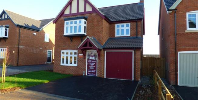 £244,950, 3 Bedroom Detached House For Sale in Bardney, LN3