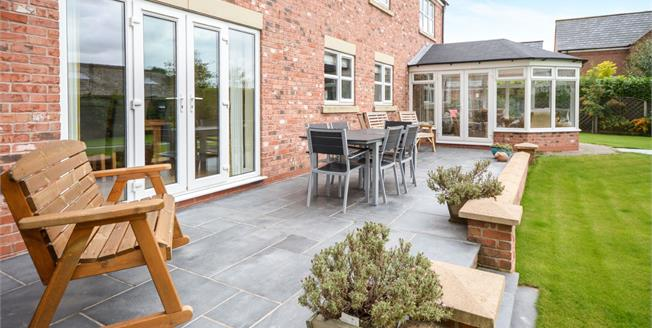 Asking Price £500,000, 5 Bedroom Detached House For Sale in Knaith, DN21