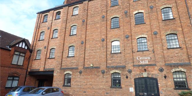 Asking Price £130,000, 2 Bedroom Flat For Sale in Lincoln, LN5