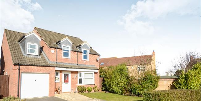 Offers Over £280,000, 4 Bedroom Detached House For Sale in Navenby, LN5