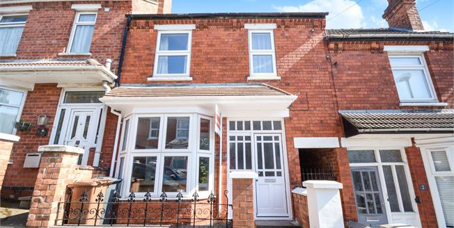 Offers Over £140,000, 3 Bedroom End of Terrace House For Sale in Lincoln, LN2