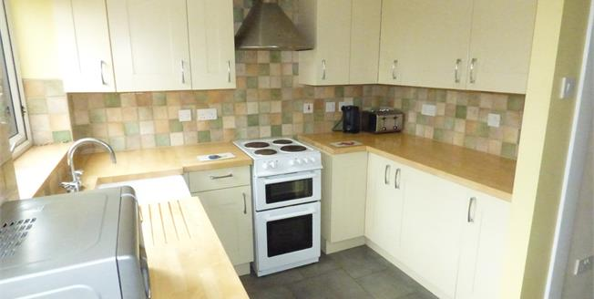 Asking Price £150,000, 2 Bedroom Semi Detached House For Sale in Lincoln, LN2