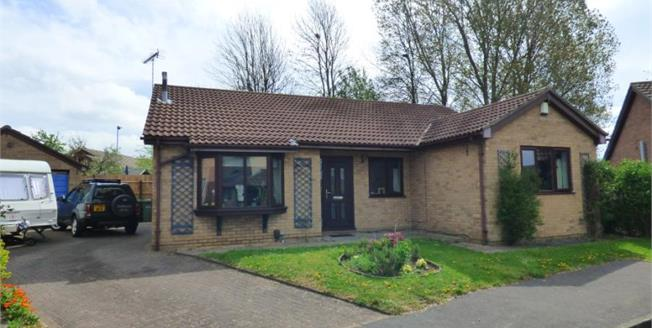 Offers in the region of £230,000, 3 Bedroom Detached Bungalow For Sale in Lincoln, LN2