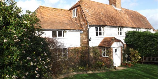 Asking Price £550,000, 4 Bedroom Semi Detached House For Sale in Hawkhurst, TN18