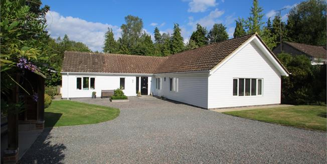 Offers in excess of £650,000, 4 Bedroom Detached Bungalow For Sale in Hawkhurst, TN18