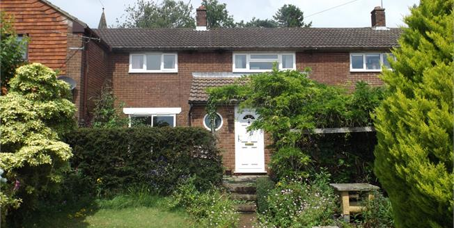 Offers in excess of £250,000, 3 Bedroom Terraced House For Sale in Hawkhurst, TN18