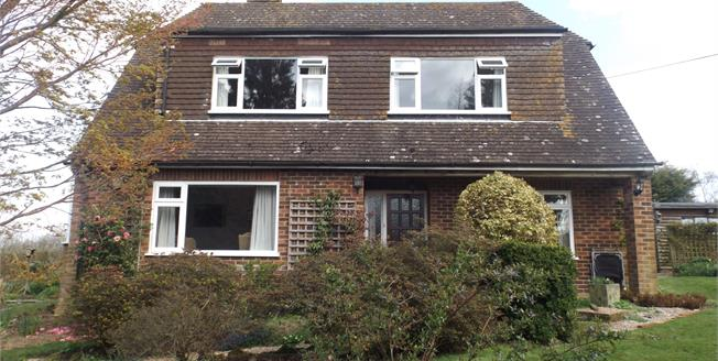 Offers in excess of £450,000, 2 Bedroom Detached House For Sale in Sandhurst, TN18