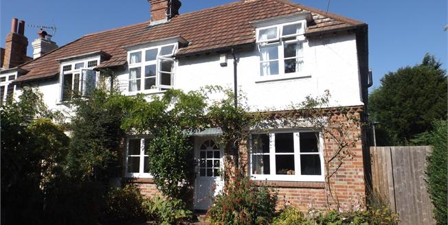Asking Price £400,000, 4 Bedroom Semi Detached House For Sale in Cranbrook, TN17