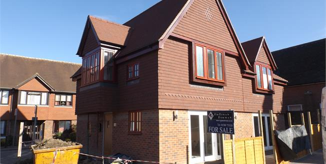Asking Price £295,000, 2 Bedroom Semi Detached House For Sale in Kent, TN18