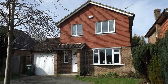 Asking Price £360,000, 4 Bedroom Detached House For Sale in Northiam, TN31