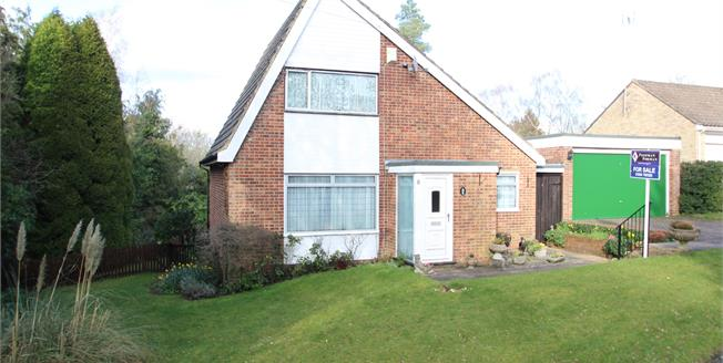 Asking Price £475,000, 3 Bedroom Detached House For Sale in Hawkhurst, TN18