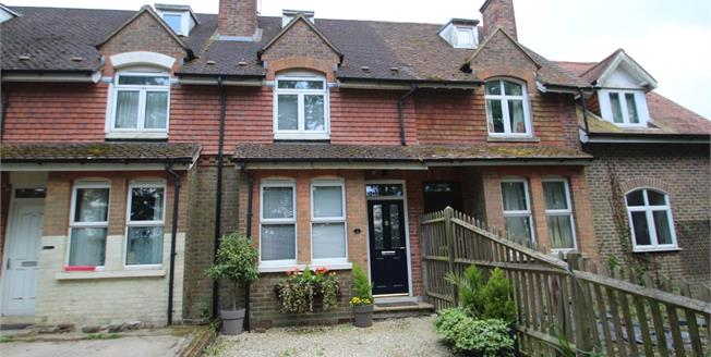 Asking Price £310,000, 3 Bedroom Terraced House For Sale in Cranbrook, TN17