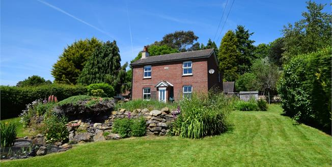 Guide Price £835,000, 3 Bedroom Detached For Sale in Punnetts Town, TN21