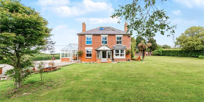 Asking Price £900,000, 4 Bedroom Detached House For Sale in Heathfield, TN21