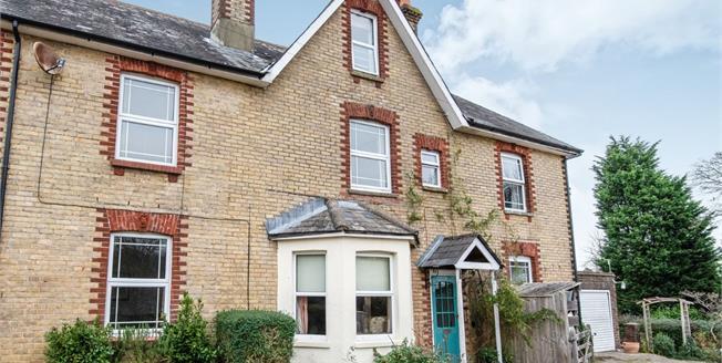 Guide Price £300,000, 4 Bedroom Terraced House For Sale in Heathfield, TN21