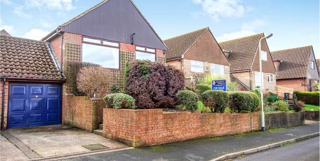 Guide Price £270,000, 2 Bedroom Detached Bungalow For Sale in Broad Oak, TN21