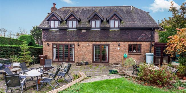 Offers in excess of £500,000, 5 Bedroom Detached House For Sale in Windmill Hill, BN27