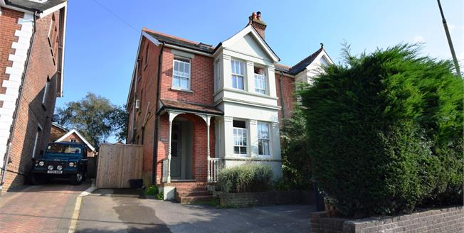 Asking Price £400,000, 4 Bedroom Semi Detached House For Sale in Heathfield, TN21