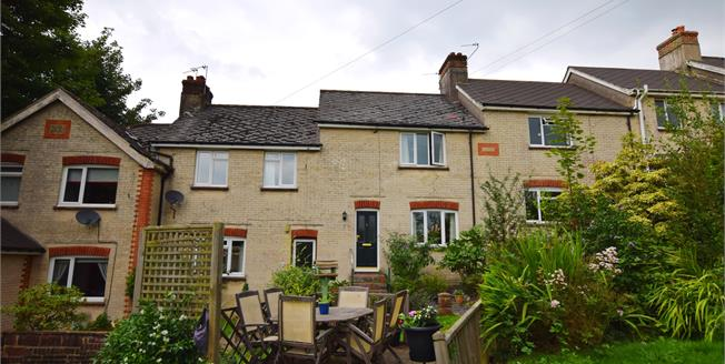Asking Price £210,000, 2 Bedroom Terraced House For Sale in Heathfield, TN21