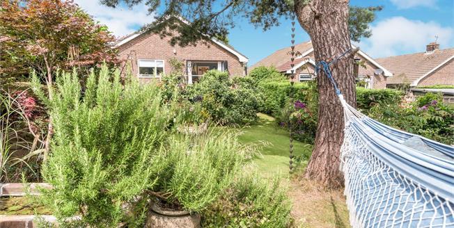 Guide Price £385,000, 3 Bedroom Detached Bungalow For Sale in Broad Oak, TN21