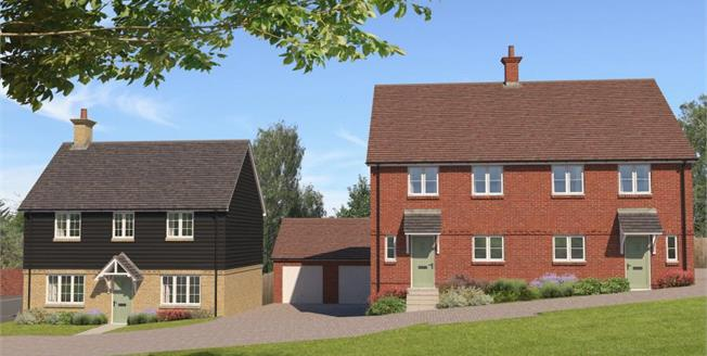£375,000, 4 Bedroom Semi Detached House For Sale in East Sussex, TN21