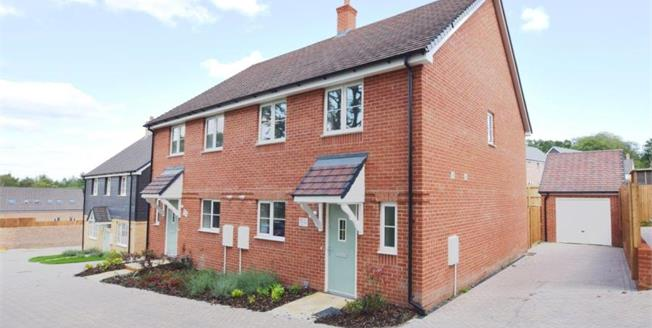 £380,000, 4 Bedroom Semi Detached House For Sale in East Sussex, TN21