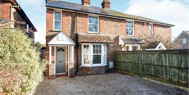 Asking Price £325,000, 3 Bedroom Semi Detached House For Sale in Heathfield, TN21