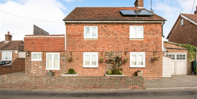 Asking Price £525,000, 4 Bedroom Detached House For Sale in Dallington, TN21