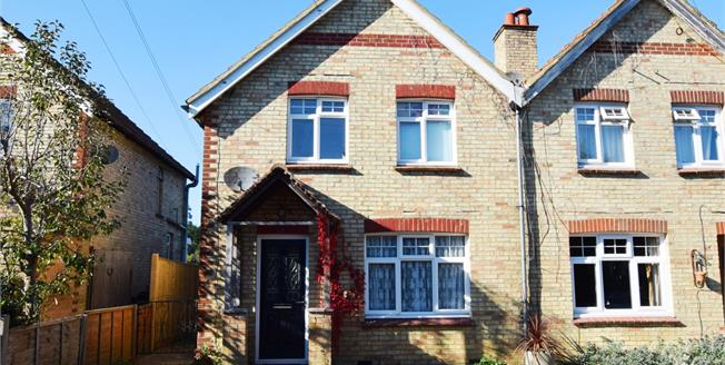 Offers in excess of £290,000, 3 Bedroom Semi Detached For Sale in Horam, TN21