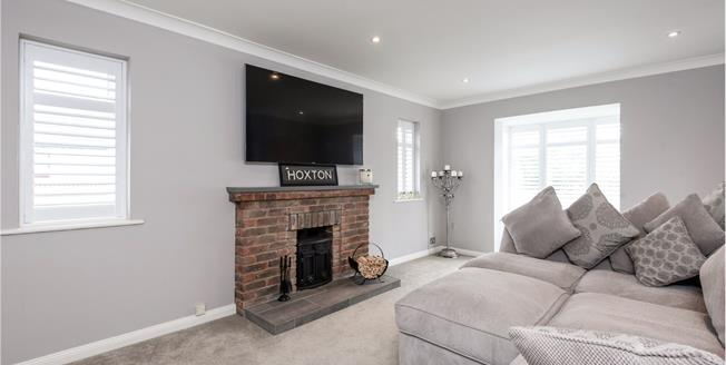Guide Price £400,000, 4 Bedroom Detached House For Sale in Heathfield, TN21