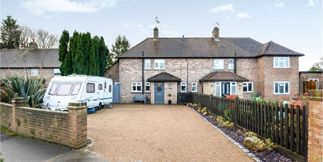 Guide Price £425,000, 4 Bedroom Semi Detached House For Sale in Mayfield, TN20