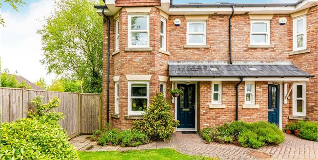 Guide Price £450,000, 4 Bedroom Semi Detached House For Sale in Punnetts Town, TN21