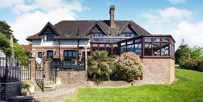 Asking Price £599,950, 4 Bedroom Detached House For Sale in Heathfield, TN21