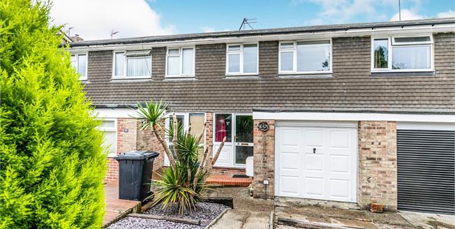 Guide Price £260,000, 3 Bedroom Terraced House For Sale in Heathfield, TN21