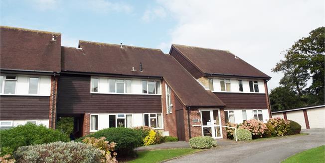 Asking Price £155,000, 2 Bedroom Flat For Sale in Ringmer, BN8