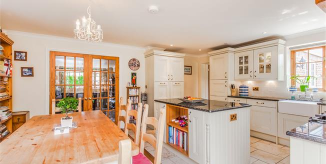 Offers in excess of £600,000, 4 Bedroom Detached House For Sale in Lewes, BN8