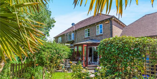 Offers in excess of £340,000, 3 Bedroom End of Terrace House For Sale in Cooksbridge, BN7