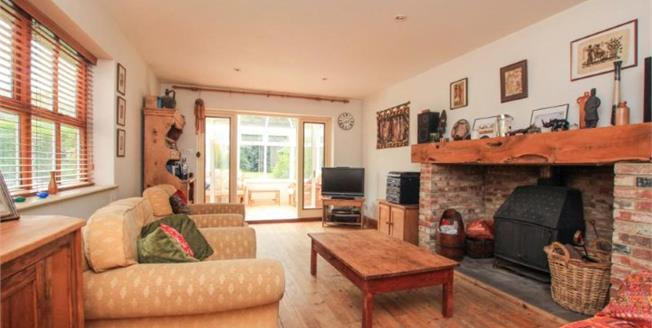 Offers in excess of £625,000, 4 Bedroom Detached House For Sale in Berwick, BN26