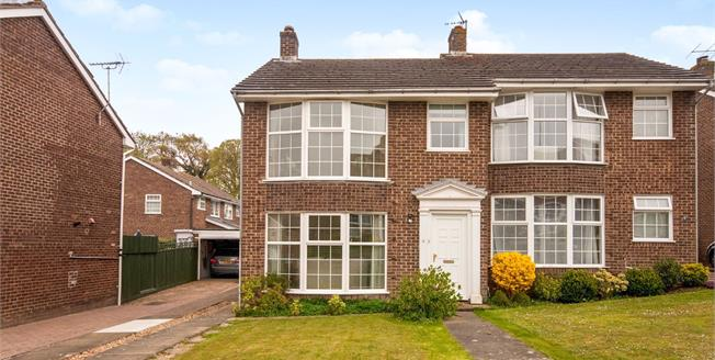 Guide Price £350,000, 3 Bedroom Semi Detached House For Sale in Ringmer, BN8